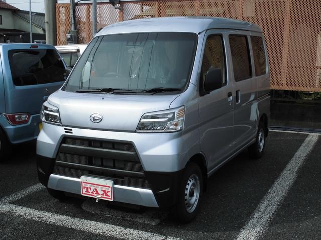 ダイハツ DX SAIII LEDヘッドライト リモコンキー 届出済未使用車