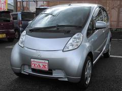 アイミーブX 16.0kwh ヒートポンプ式AC LEDライト 急速充電コネクター 200V用充電ケーブル 前席シートヒーター キーフリーシステム ワンオーナー車