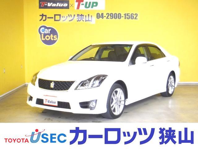 トヨタ 2.5アスリート プレミアムエディション 純正HDDナビ