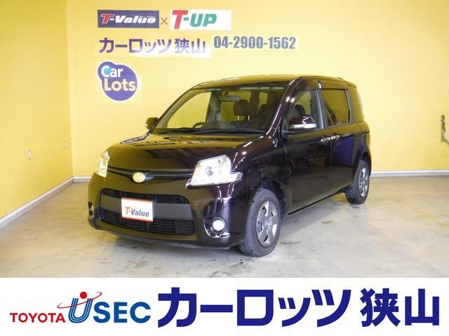 トヨタ DICE-G 純正SDナビ 左側Pスライドドア HID