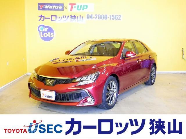 トヨタ 250RDS セーフティセンスP サンルーフ 純正SDナビ