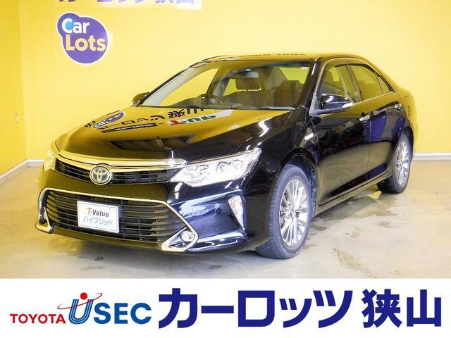 トヨタ ハイブリッド Gパッケージ・プレミアムブラック TSSP