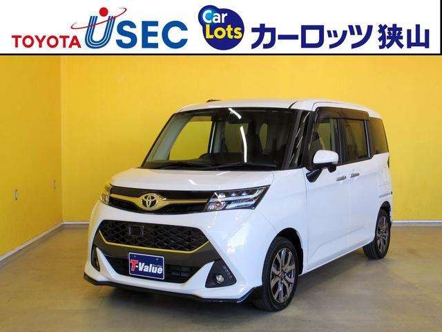 トヨタ カスタムG-T スマートアシスト2 純正SDナビ クルコン