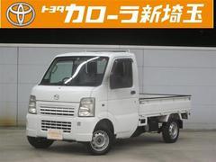 スクラムトラックKCエアコン 4WD マニュアル5速 ロングラン保証1年