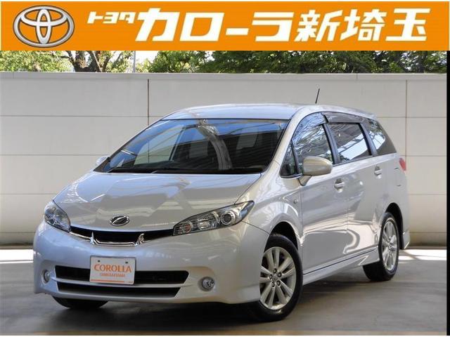 トヨタ 1.8S HDDナビ フルセグTV バックモニター CD