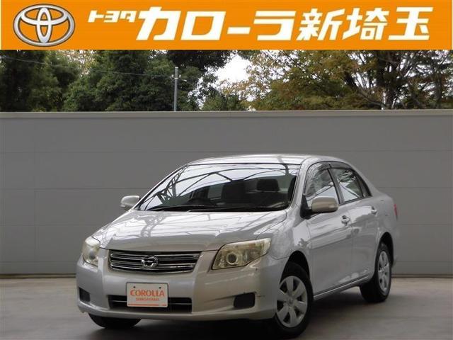 トヨタ X HIDセレクション HIDヘッドランプ CD再生装置