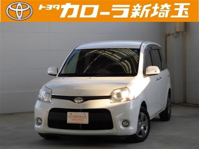 トヨタ DICEリミテッド 片側電動スライドドア メモリーナビ CD