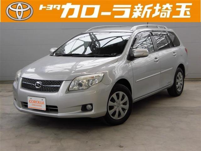トヨタ 1.5X Gエディション 4WD バックモニター HDDナビ