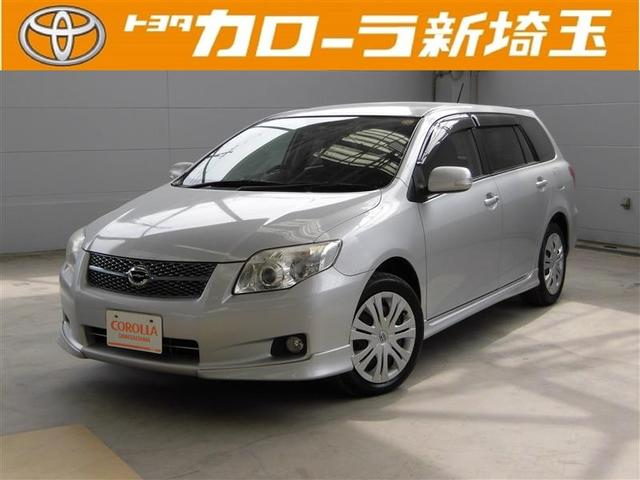 トヨタ 1.8X エアロ HDDナビ フルセグ バックモニター CD
