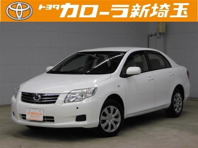 トヨタ X メモリーナビ ワンセグ CD ABS 点検記録簿