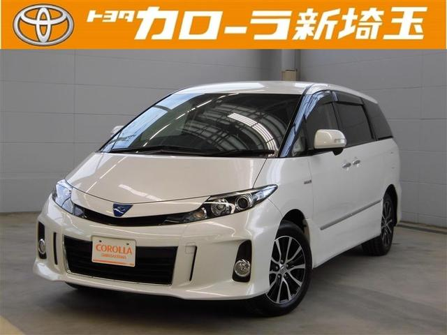 トヨタ アエラスプ 4WD フルエアロ スマートキ- HDDナビ