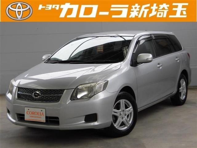 トヨタ 1.5X Gエディション メモリーナビ 地デジ CD ABS