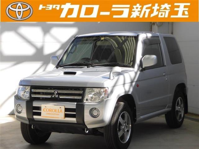 三菱 VR メモリーナビ CD 純正アルミ 4WD ABS