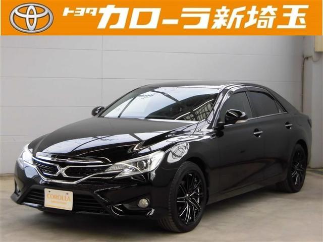 トヨタ 250G スマートキ- イモビライザー HDDナビ フルセグ