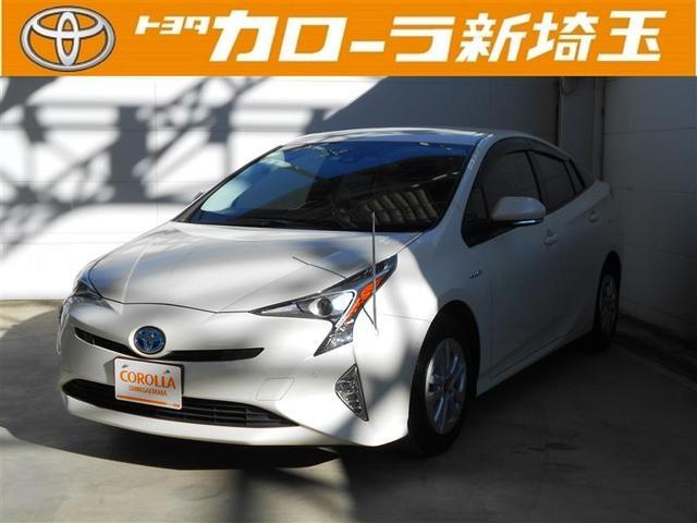 トヨタ Sセーフティプラス メモリーナビ ワンセグ 純正アルミ CD