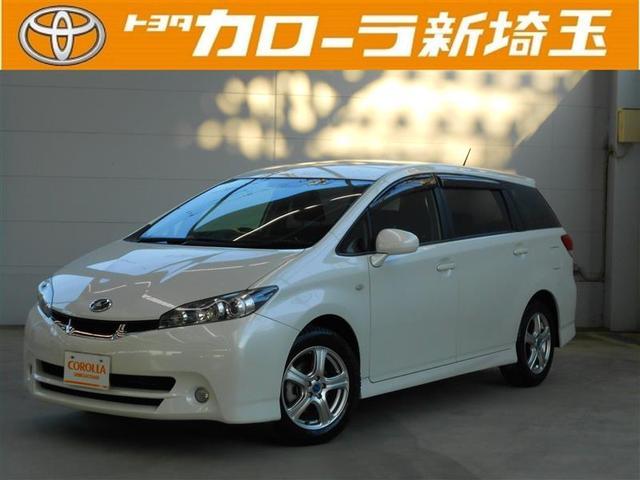 トヨタ 1.8S メモリーナビ ワンセグ バックモニター 純正アルミ