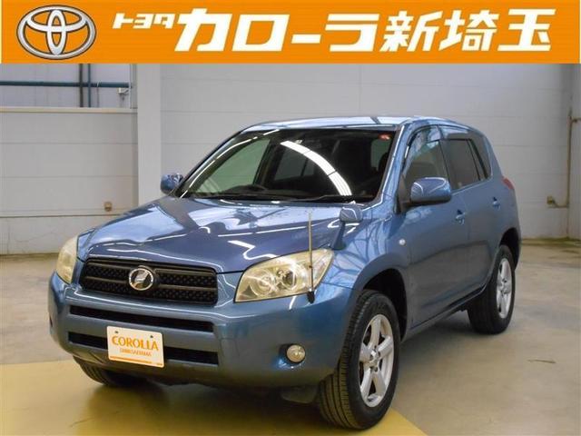 トヨタ RAV4 G DVDナビ 純正アルミ ABS ロングラン保証1年付き