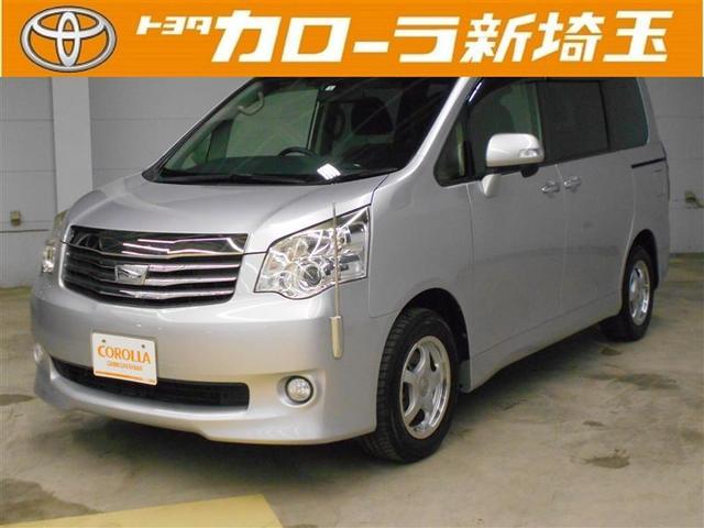 トヨタ ノア X スマートエディション スマートキ- イモビライザー CD
