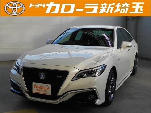 クラウンハイブリッド(トヨタ) RS 中古車画像