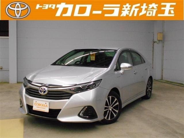トヨタ S メモリーナビ フルセグ 純正アルミ ETC 点検記録簿