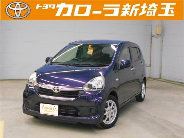 トヨタ ピクシスエポック X デュアルエアバッグ ABS CD 純正アルミ