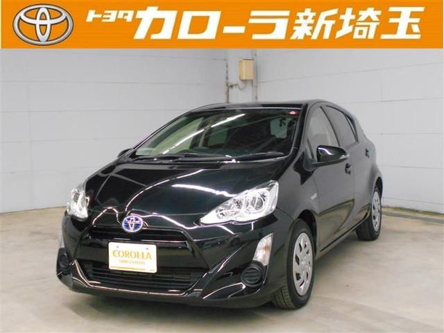 トヨタ アクア S ロングラン保証1年付き