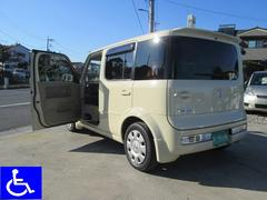 キューブ 15M プラスナビHDD 福祉車両 助手席回転シート(日産)