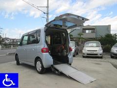 タント 福祉車両 スローパー 車椅子移動車 リアシート付 1オーナ(ダイハツ)