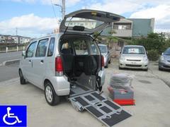 ワゴンR 福祉車両 スローパー 車椅子移動車 4AT WSRS ABS(スズキ)