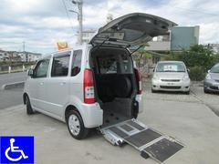 ワゴンR 福祉車両 スローパー 車椅子移動車 Tチェーン式(スズキ)