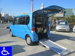 タント 福祉車両 スローパー 車椅子移動車 リアシート付 Tチェーン(ダイハツ)
