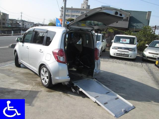 トヨタ 福祉車両 スロープタイプ 車椅子移動車 Tチェーン車