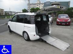 シエンタ福祉車両 スローパー 電動固定式 車椅子移動車 1オーナー車