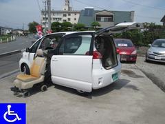 ポルテ130i Cパッケージ 福祉車両 助手席サイドアクセス車