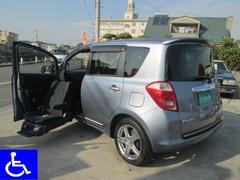ラクティスG 4WD 福祉車両 助手席電動回転シート HDDナビETC