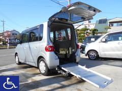 タント福祉車両 スローパー 電動固定式 4人乗り ワンオーナー車