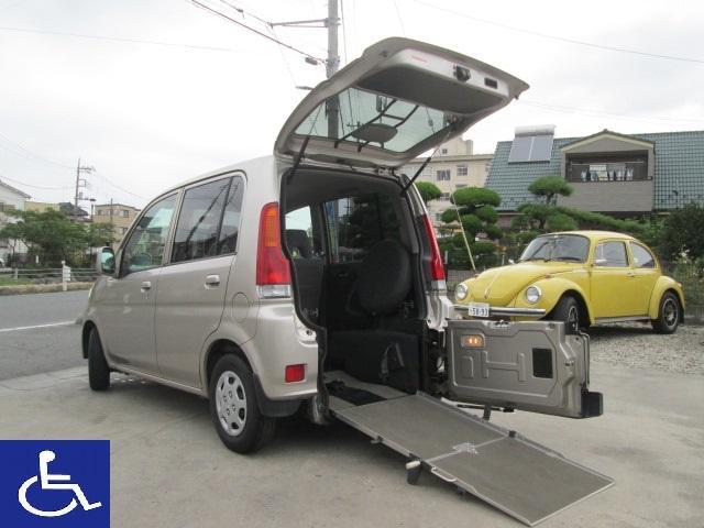 ホンダ  ALMAS 福祉車両 スローパー 電動固定式 ETC付 3人乗り 車検R3.3迄