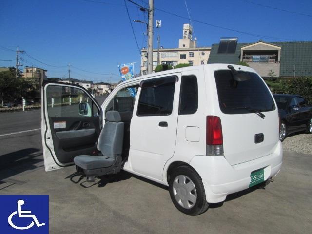 スズキ ワゴンR N-1 福祉車両 助手席回転シート一部電動式 ナビ TV ETC タイミングチェーン車