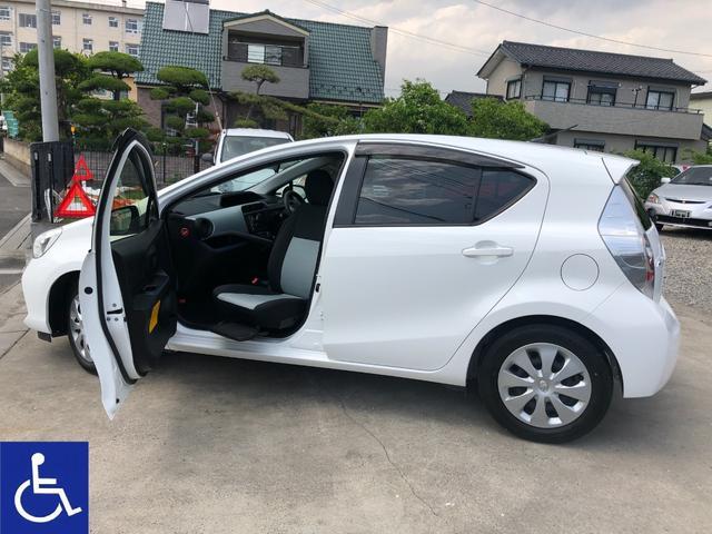 トヨタ S 福祉車両 ウェルキャブAタイプ 助手席回転シート ETC付