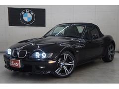 BMW Z3ロードスター3.0i最終後期 青黒本革 新品18AW 新品イカリング