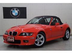 BMW Z3ロードスター2.2i新品イカリング 黒革シートヒーター 正規D車