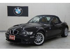 BMW Z3ロードスター2.2i特別装備車 ED1  100台限定車 コンビ革