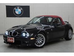 BMW Z3ロードスター2.2i特別装備車EDIIビルシュタイン足回り サイバーナビ