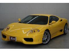 フェラーリ 360モデナ MSマフラー チャレンジ風フルエアロ19AW
