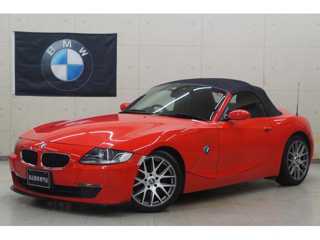 BMW ロードスター2.5i 後期 新品18AW 新品Fスポ 赤革内装 フルセグナビ Bluetooth バックカメラ