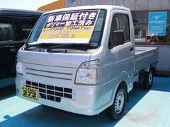 キャリイトラックKCエアコン・パワステ 4WD ABS搭載車 5速マニュアル
