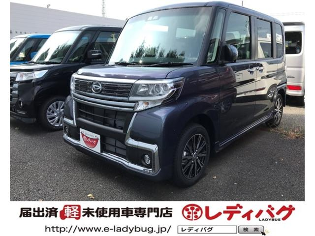 ダイハツ カスタムX トップエディションSAII 軽自動車 AT