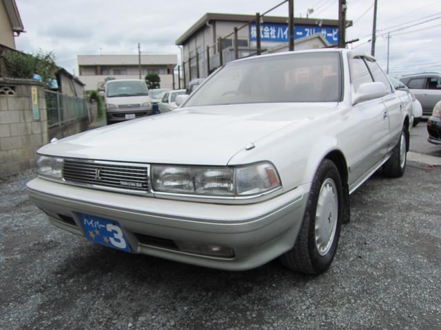 トヨタ スーパールーセント ツインカム24 Tベル済 Pシート