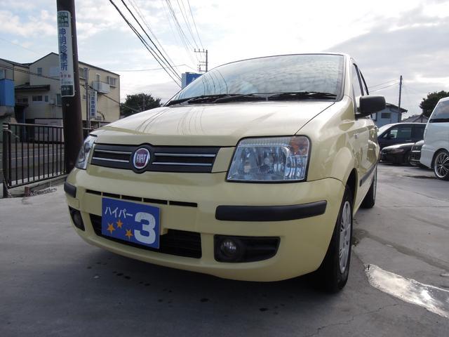 フィアット ベースグレード CD ETC タイヤ交換 外装色あせなし 63300キロ タイミングベルト交換