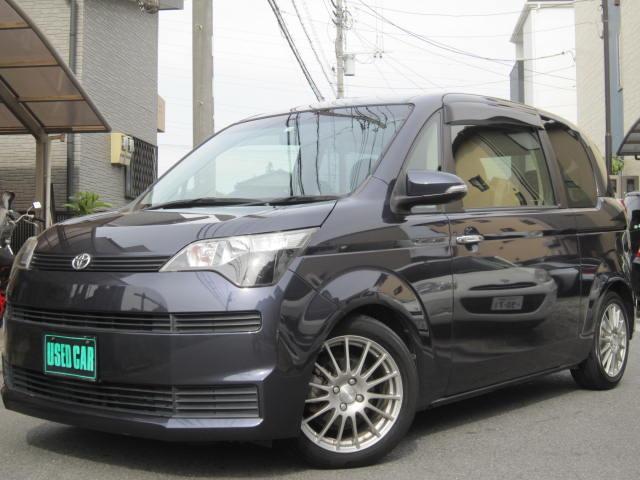 トヨタ G ナビ地デジ フリップダウンモニター